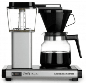 Black Friday Moccamaster H931 AO Silver